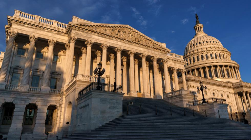 美众议院通过敦促彭斯罢免特朗普的决议